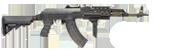 AK47 Kalashnikov & AKM Kalashnikov assault rifle